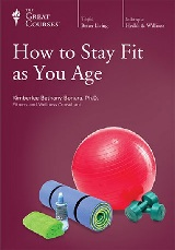 How to Stay Fit as You Age (DVD)