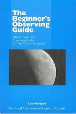 The Beginner's Observing Guide: an introduction to the night sky for the novice stargazer