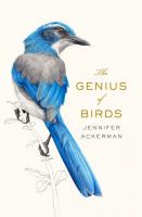 The Genius of Birds. Book, audiobook, eBook, eAudiobook, Talking Book